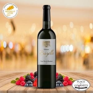 Classic Bozelle, vin Bordeaux rouge 2016 des Vignobles Dubois