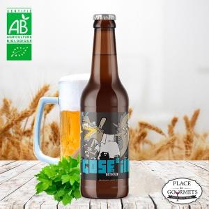 Gose'illa, bière bio gose blonde 330 ml par Brasserie Sulauze