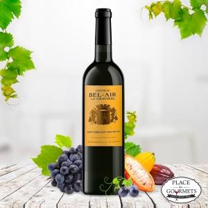 Château Bel Air La Gravière vin Saint-Emilion Grand Cru vin rouge 2014