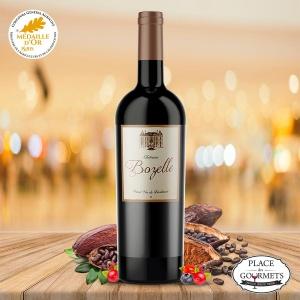 Grand Vin de Bozelle, vin Bordeaux rouge 2015 des Vignobles Dubois