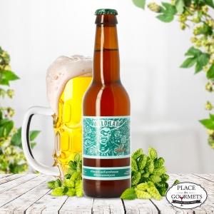 Wild Lab Farmhouse Brett, bière blonde farmhouse ale 330 ml par la Débauche