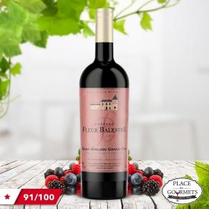 Château Fleur Balestre Saint-Emilion Grand Cru  vin rouge 2016
