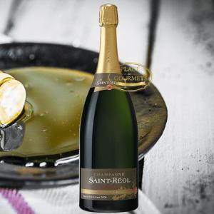 Magnum Champagne Saint-Réol Millésimé brut
