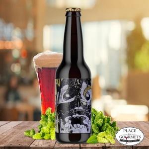 Le mal des ardents 750 ml, la bière ales ambrée par Bendorf
