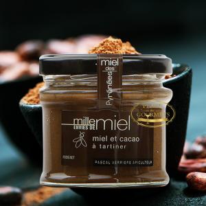 Miel crémeux au cacao