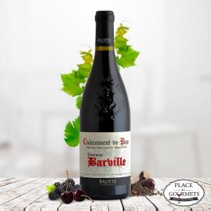Domaine Barville Châteauneuf-du-Pape 2015 Maison Brotte