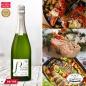 Champagne nature brut Robert-Allait cuvée Plaisir Nature
