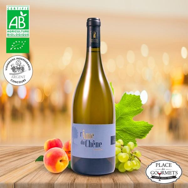 L'Ame du Chêne Domaine Corinne Depeyre : vin blanc bio