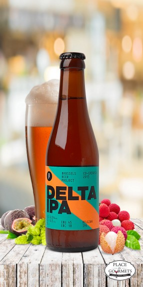 Delta IPA bière