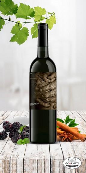 Valdrinal Victoria vin rouge d'Espagne