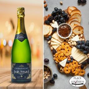 Champagne brut Louis Armand