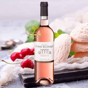 Rose Chateau terre blanque