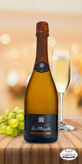 Champagne brut de Marzela