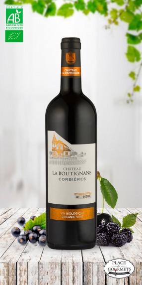Château la Boutignane vin bio de Corbières