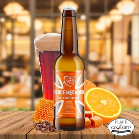 Orange Mecanique biere