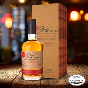 Glen Garrioch Founder's Whisky ecossais