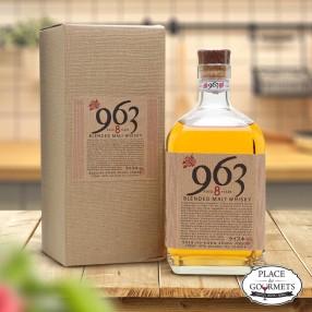 963 Blended Whisky japonais 8 ans