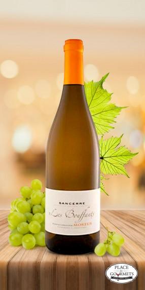 Les Bouffants, Roger & Christophe Moreux, vin blanc Sancerre