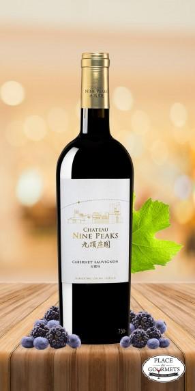 Château Nine Peaks vin de Chine 2013