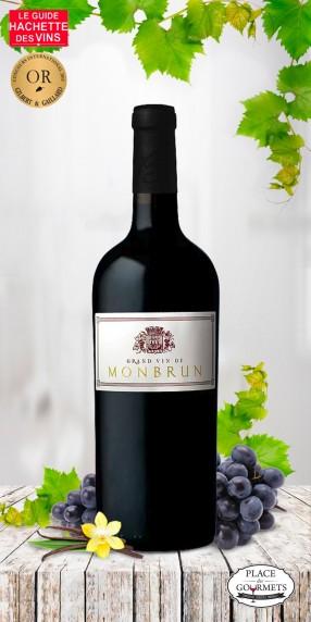 Vin Pomerol Grand vin de Monbrun
