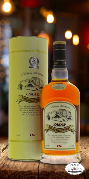 Omar Whisky taïwanais