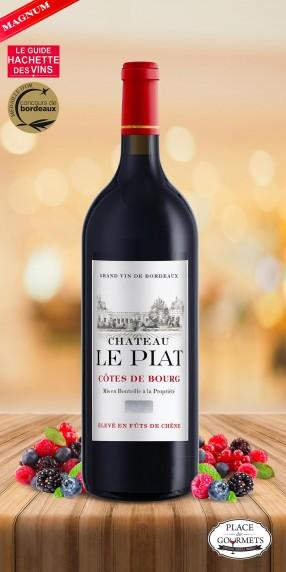 Magnum Château Le Piat Côtes