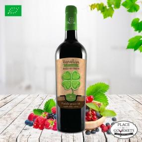 Vignapura IGP Puglia vin rouge italien bio - Vigne di Levante