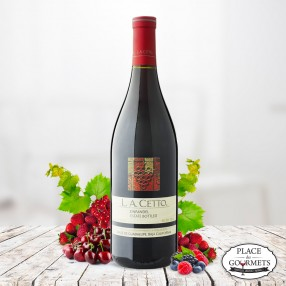 L.A. Cetto Zinfandel vin du Mexique 2015