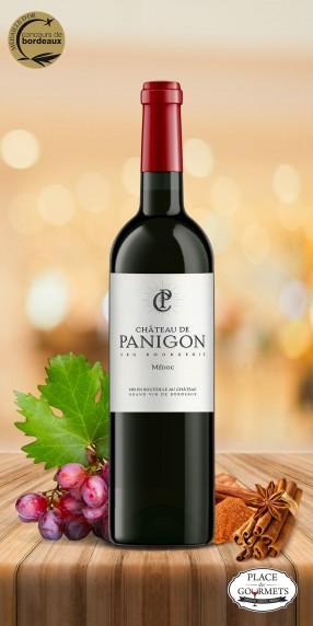 Château de Panigon vin rouge Médoc 2012, Domaine Château de Panigon
