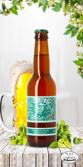 Wild Lab Farmhouse Brett biere
