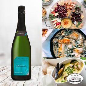 Champagne millésimé 2009 brut JEAN MARIE MARCOULT & FILS Chardonnay