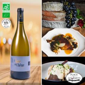 L'Ame du Chêne Domaine Corinne Depeyre vin bio