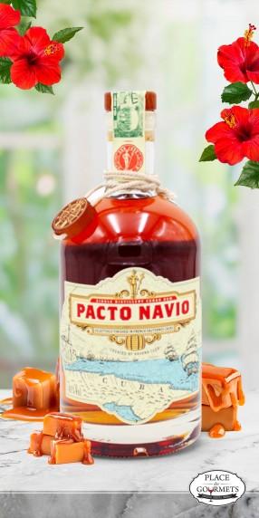 Pacto Navio Rhum de Cuba