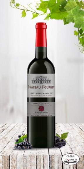 Château Fourney vin Saint-Emilion Grand Cru