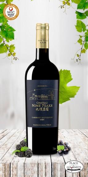 Château Nine Peaks vin de Chine