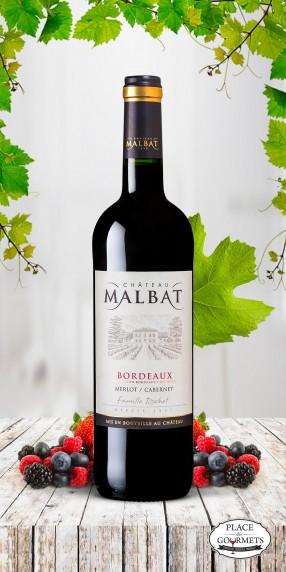 Château Malbat vin de Bordeaux