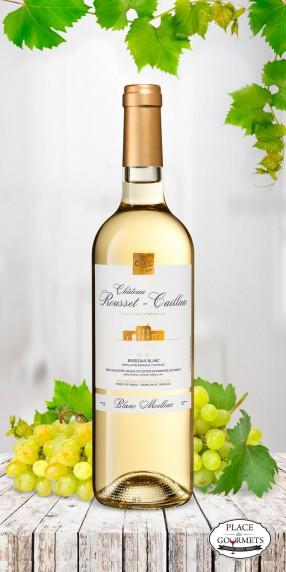 Château Rousset Caillau vin de Bordeaux