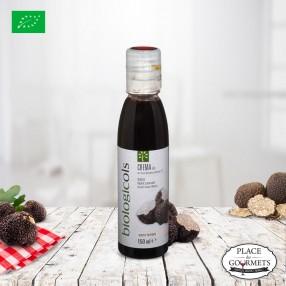 Creme de vinaigre balsamique bio  aromatisée truffe