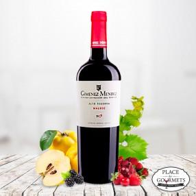 Gimenez Mendez - Alta Reserva Malbec vin d'Uruguay 2013