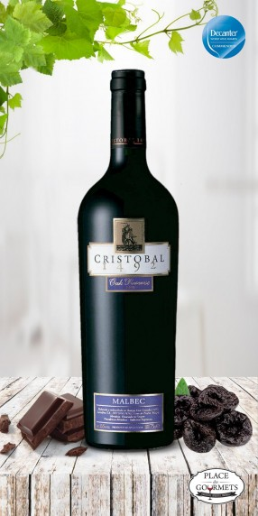 Don Cristobal Barrel sélection Malbec vin d'Argentine 2011