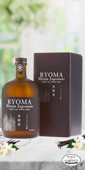 rayoma rhum japonais