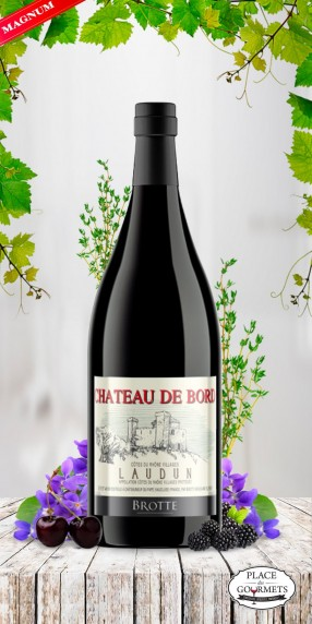Magnum Château de Bord vin de Laudun