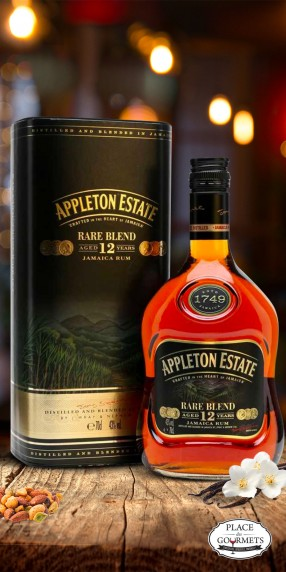 appleton estate rhum jamaique